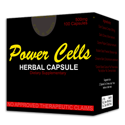 Powercells Herbal Capsule